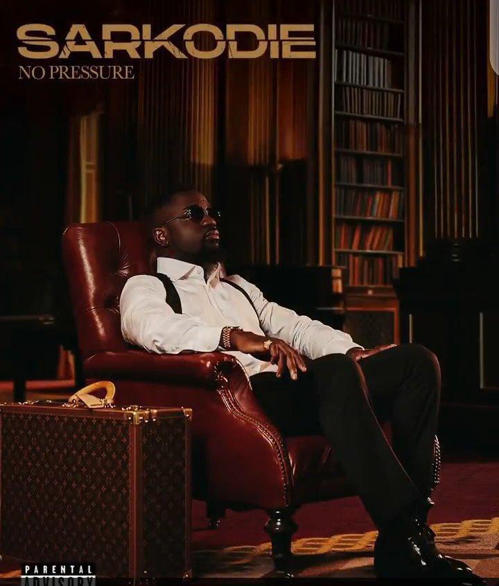 sarkodie album cover art