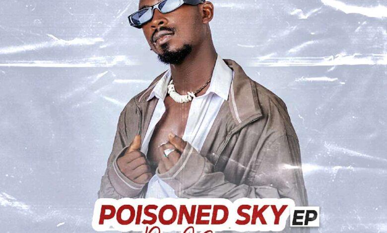brakoffy - poisoned sky EP - ghana melody